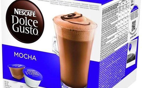 Kapsle pro espressa Nescafé Dolce Gusto MOCHA