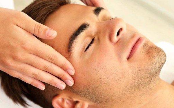 70minutové kosmetické ošetření pro pány