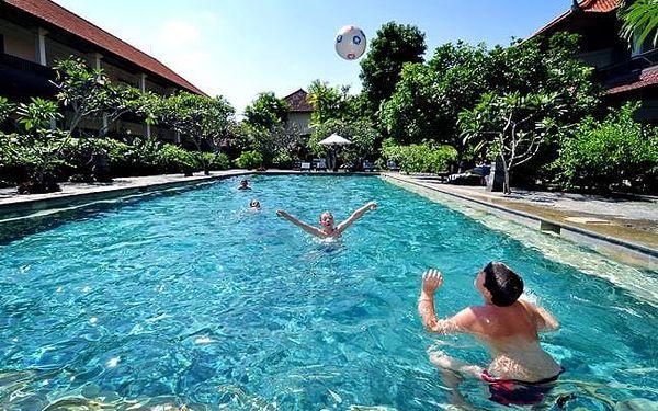 Bali - Sanur na 8 až 10 dní, snídaně s dopravou letecky z Prahy