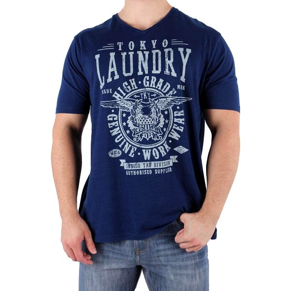 Pánské tričko Tokyo Laundry vel. L