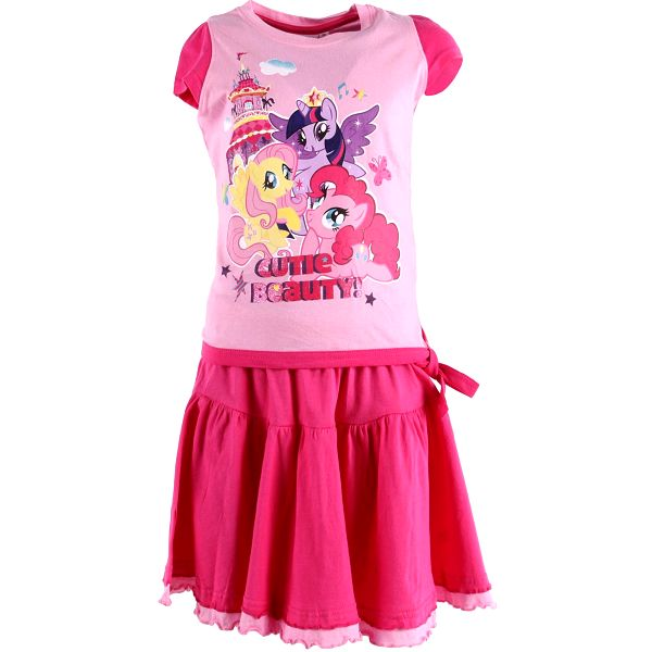 Dívčí set My Little Pony - 2 Ks vel. 3 roky, 98 cm