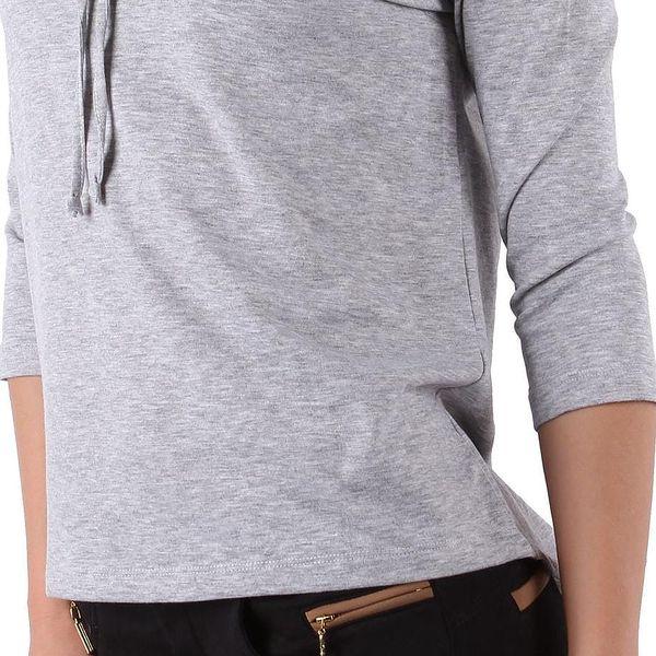 Dámské tričko s 3/4 rukávy Sosingly vel. XL