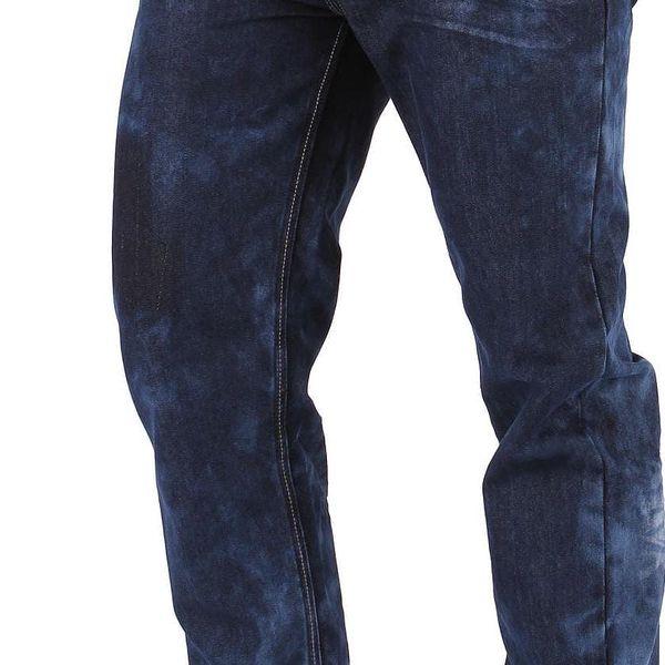 Pánské jeansové kalhoty Sublevel vel. W 29, L 32