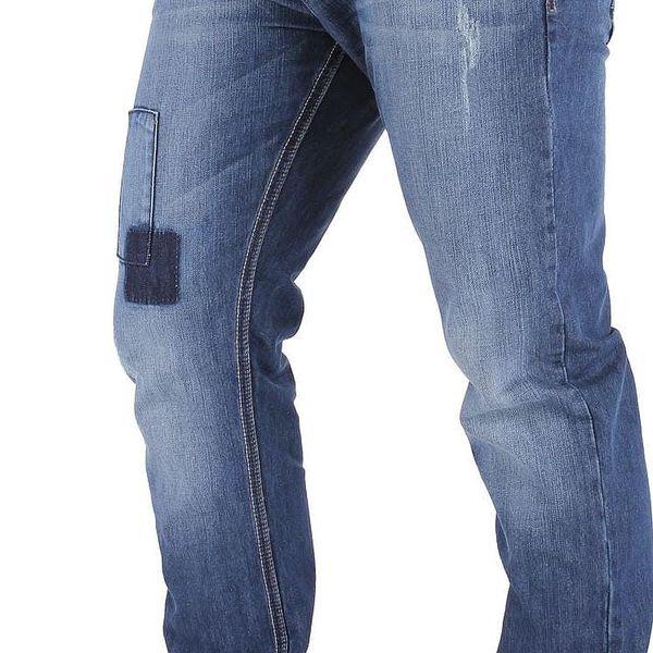 Pánské jeansové kalhoty Sublevel vel. W 31, L 32
