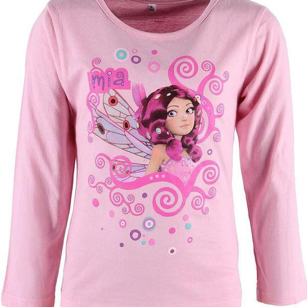 Dívčí tričko Disney Mia and Me vel. 6 let, 116 cm