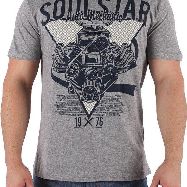 Pánské tričko Soul Star vel. S