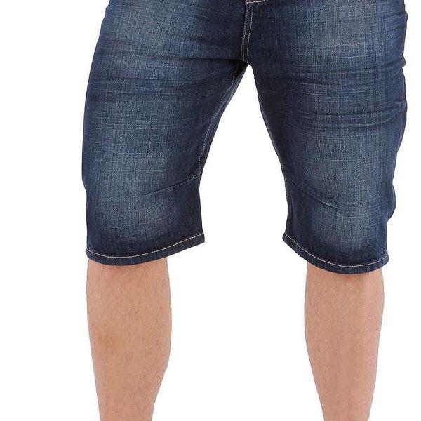 Pánské jeansové kraťasy Tokyo Laundry vel. S