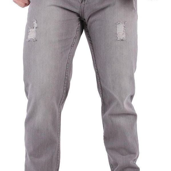 Pánské jeansové kalhoty Stitch Soul vel. W 29, L 32