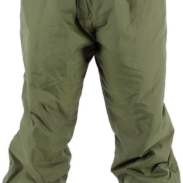 Pánské šusťákové kalhoty vel. L