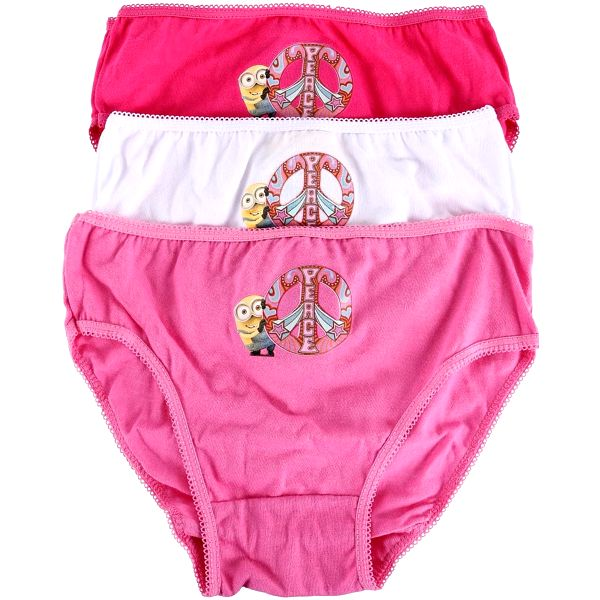 Dívčí kalhotky Minions vel. 2 - 3 roky, 92 - 98 cm