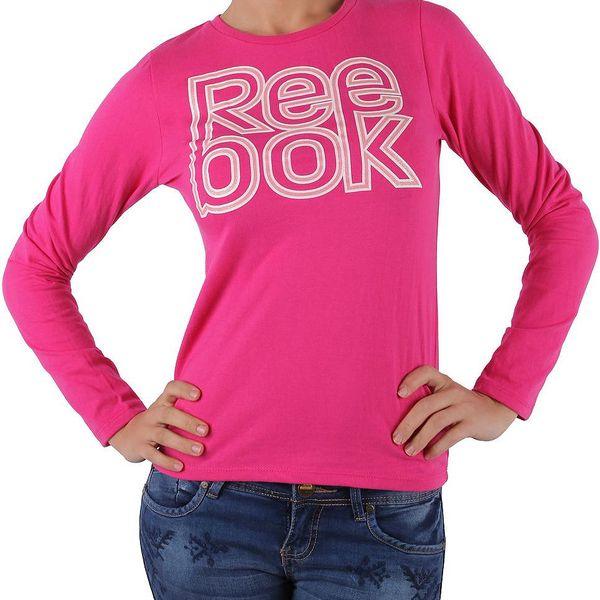 Dívčí tričko Reebok vel. 6 let, 116 cm