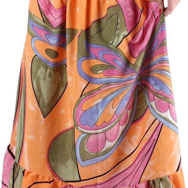 Dámská dlouhá sukně HHG vel. M