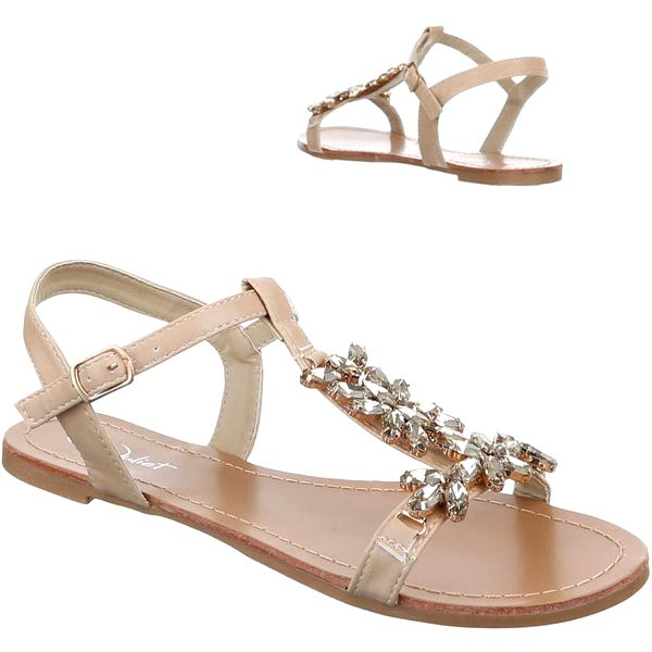 Dámské sandály Juliet vel. EUR 39, UK 6