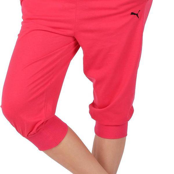 Dívčí 3/4 kalhoty Puma vel. 15 - 16 let, 164 cm