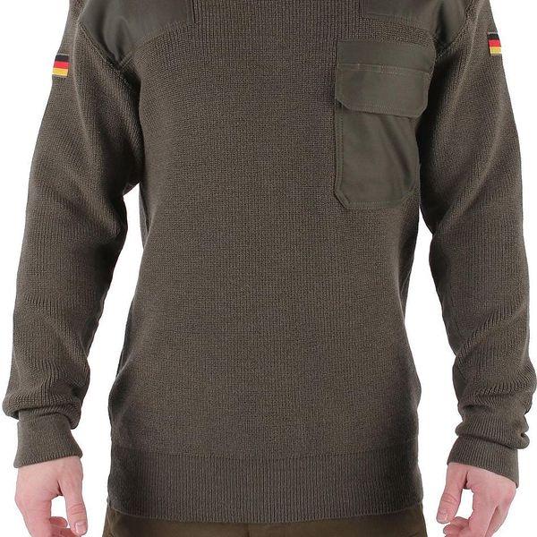 Pánský svetr německé armády vel. XL