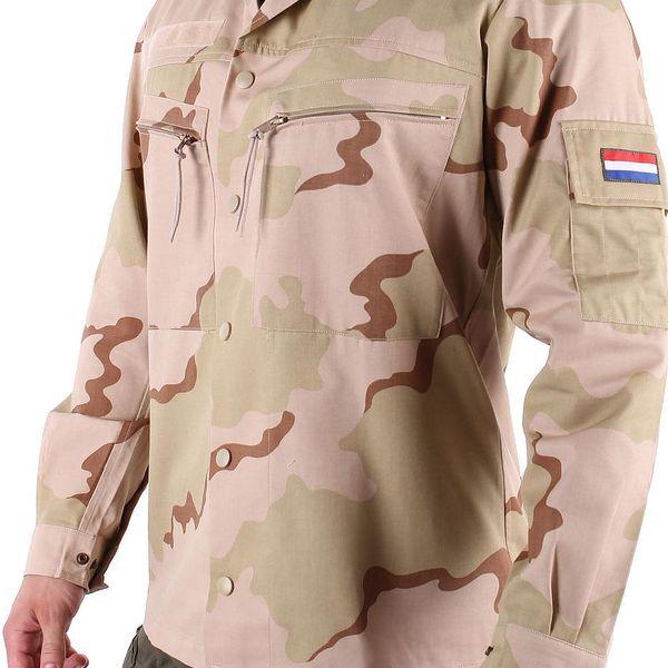 Vojenská blůza nizozemské armády vel. M