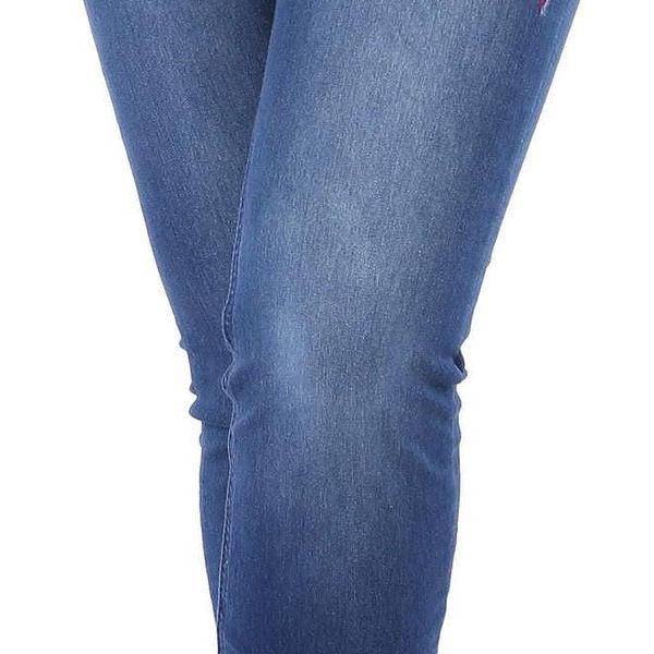 Dámské jeansové kalhoty Stitch Soul vel. S