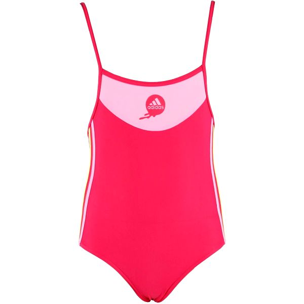 Dívčí plavky Adidas Performance vel. 12 - 18 měsíců, 86 cm