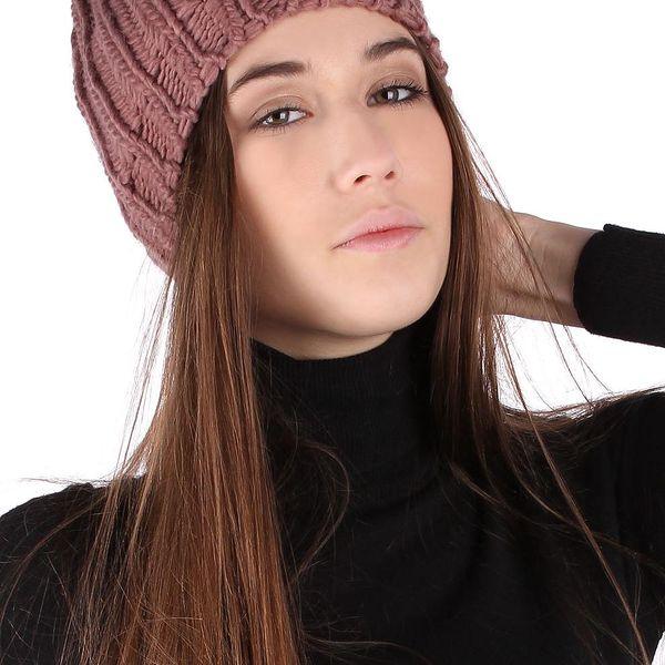 Dámská zimní čepice Pieces vel. M/L
