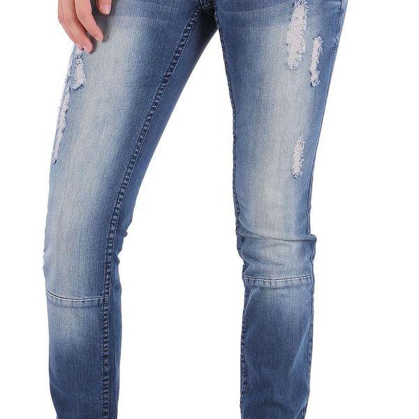 Dámské jeansové kalhoty Fresh Made vel. S
