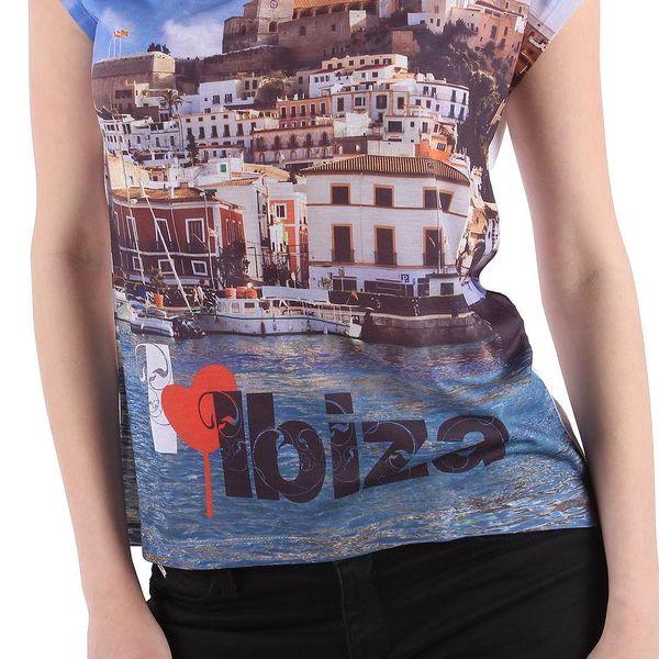 Dámské tričko Bolero Ibiza vel. M
