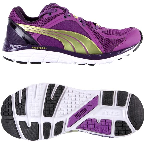 Dámská sportovní obuv Puma Faas 600 S vel. EUR 37,5, UK 4,5