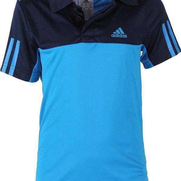 Dětská sportovní polokošile Adidas Performance vel. 8 let, 128 cm