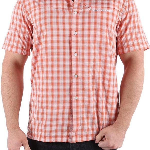Pánská outdoorová košile NorthFinder vel. L