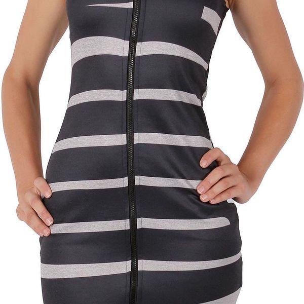 Dámské šaty Adidas Jeremy Scott vel. XS