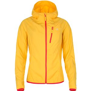 WIVIEN dámská sportovní bunda oranžová