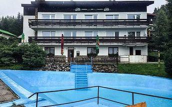 3 nebo 5denní pobyt pro 2 osoby v Hotelu Kolibřík s platností až do 20. 12. 2016