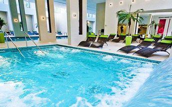 3 až 6denní wellness pobyt pro 2 v hotelu Abacus Business & Wellness v Maďarsku