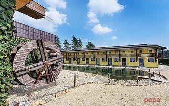 2–5denní pobyt plný sportovního vyžití v Blatském dvoře na Třeboňsku pro 2