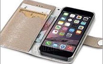 Chraňte si svůj telefon stylově. Zlaté pouzdro pro Apple iPhone 6 Plus / 6S Plus. Špičková kvalita za skvělou cenu!