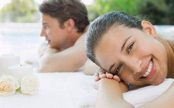 Hodinová masáž dle vlastního výběru pro 2 osoby