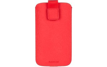 Aligator Fresh Neon univerzální pouzdro červené (137x75x10mm)