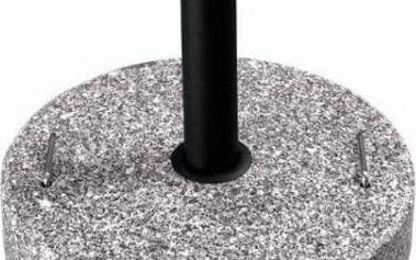Podstavec pod slunečník granitový 25 kg