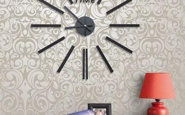 G21 Samolepící hodiny Elegant Style
