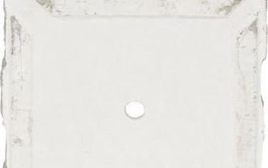 Květináč G21 Fossil Cube 36x36x34cm