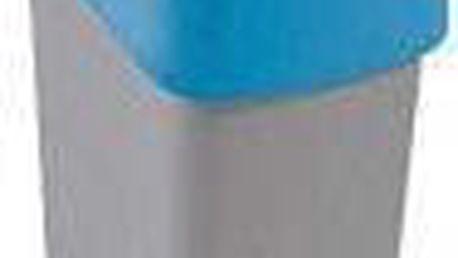 Odpadkový koš FLIPBIN 10l - modrý CURVER