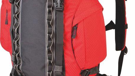 Turistický batoh MEADOW 65 červená