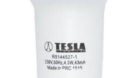 Tesla reflektor, 4,5W, E14, teplá bílá (R5144527-1)