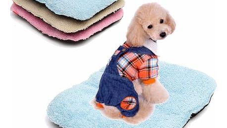 Měkký polštářek pro psy