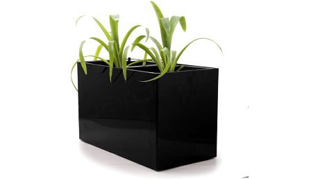 Samozavlažovací květináč G21 Combi černý 56cm