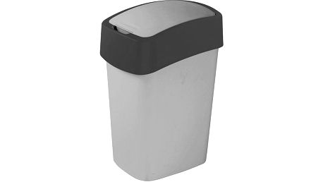 Odpadkový koš FLIPBIN 25l - šedý CURVER