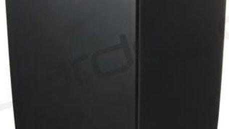 Samozavlažovací květináč G21 Linea černý 76cm