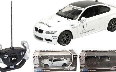 RC model BMW M3 v měřítku 1:14