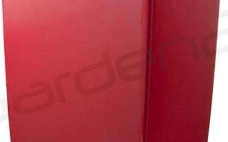 Samozavlažovací květináč G21 Linea červený 39cm