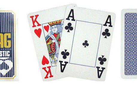 Copag Copag Jumbo 2072 Poker karty 4 rohy Blue