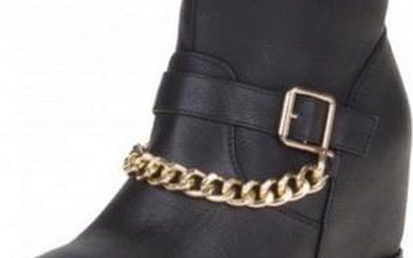 Kotníčkové boty - 3 barvy !!